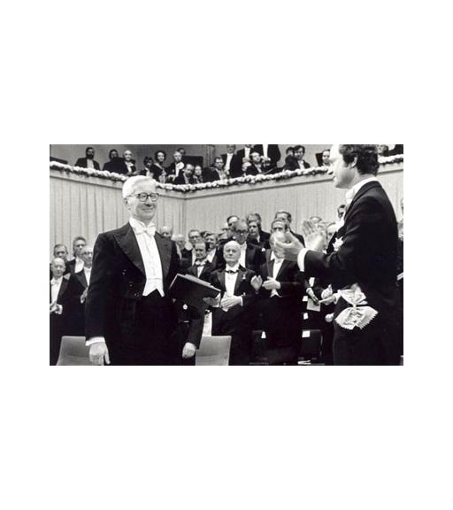Il premio Nobel parla del Metodo Alexander