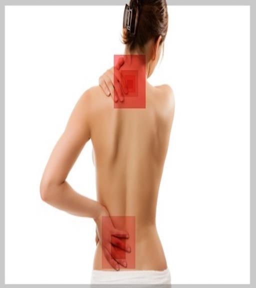 Come sciogliere le contratture muscolari alla schiena