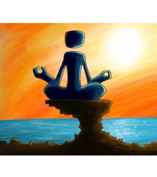 meditazione da seduto